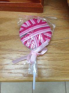 "Hair-tie ""Lollipop"""