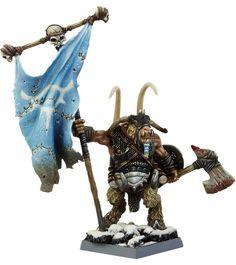 Daachuch, Skull-Bearer of the Gabrax....from Darklands..