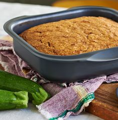 Kitchen can't be ready for the fall season without the warming scent of pumpkin spice—but this isn't your typical pumpkin spice recipe. Try out our zucchini bread using the Grate Master™ Shredder and let us know what you think. And also how your kitchen smells once this delicious masterpiece is complete!