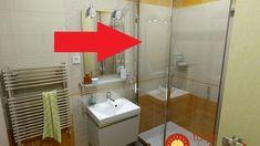 Už dva týždne a na sprcháči ani jedna zaschnutá kvapka: Trik môjho manžela pre každého, komu sa nechce stále drhnúť sklo! Wd 40, Solar Panels, Diy And Crafts, Household, Sink, Bathtub, Kitchen Appliances, Bathroom, Storage
