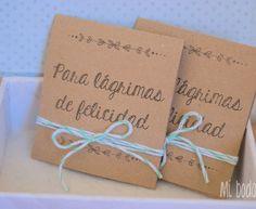 DiY: Pañuelos para lágrimas defelicidad