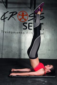 Faça este treino 1 vez por semana e conquiste um abdômen trincado