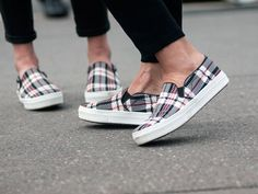 Sneakers are sexy! Shop the look here - http://dropdeadgorgeousdaily.com/2014/03/sneakers/