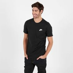 Remera Nike Crackle - Negro Mens Tops, T Shirt, Fashion, Shopping, Black, Clothing, Supreme T Shirt, Moda, Tee Shirt