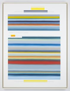 """In artist's """"Endgame"""" series, blocks of black that constitute the censored document become individual brush strokes, geometrical passages of color, and captured gestures that indicate the contingency of the medium.  Jenny Holzer – 'Compromised Knowledge', 2014-15. Oil on linen, 147x112 cm. Courtesy Gary Tatintsian Gallery and the artist.  #jennyholzer #holzer #compromisedknowledge #endgame #declassified #textart #abstract #contemporaryart #oilonlinen  #americannart #garytatintsiangallery Jenny Holzer, Art Walk, Contemporary Artists, Painting Inspiration, Art History, Knowledge, Artsy, Graphic Design, Oil"""