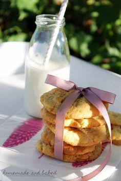 Gastbeitrag:  White Chocolate - Macadamia – Caramell – Cookies