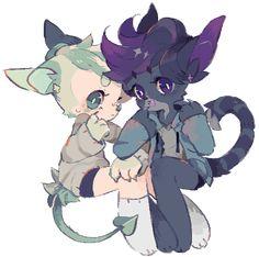 absolute by satrn on DeviantArt Pretty Art, Cute Art, Character Art, Character Design, Fanart, Dibujos Cute, Furry Drawing, Anime Animals, Furry Art
