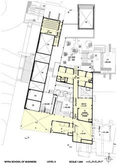 Gallery of Myra – School Of Business / Architecture Paradigm - 20