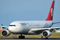 TC-JNF - Turkish Airlines Airbus A330-200 photo (197 views) Turkish Airlines, Commercial Aircraft, Air Travel, Aviation, Air Ride
