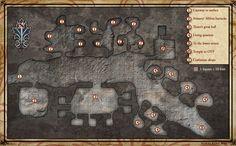 Mine Map request by Alegion on DeviantArt