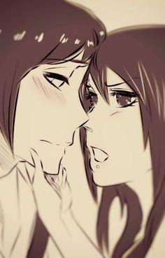 #wattpad #fanfic es sasuhina y hay un cambio de sexos hinata es hombre y sasuke…