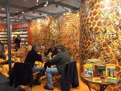 Feria del Libro de Frankfurt 2015 Frankfurt, Sign