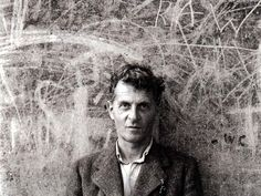 """I don´t know why we are here but I'm pretty sure it´s not in order to enjoy ourselves.""       Ludwig Wittgenstein photo by Ben Richards"