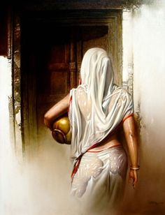 amit bhar paintings - Google Search