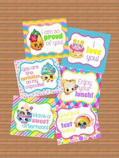 Shopkins Lunchbox Notecards facebook.com/smepaperdesigns