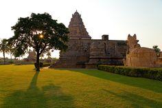 Gangaikondacholapuram temple, Tamil Nadu