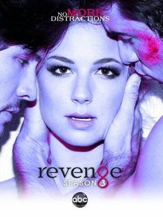 """No more distractions.""  Revenge Season 3"