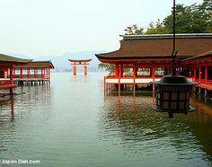 miyajima temple japan aikido kyoto circuit