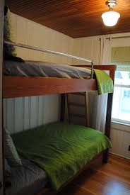 Bunk Beds are Evil This picture pretty much captures exactly what I thought the boys' new room would look like. It's small, not very stylish, old, and has one window. The main reason I picked it though was because I was looking for the boys' bunk beds.