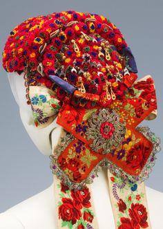 Headdress Date: 1950–65 Culture: Hungarian