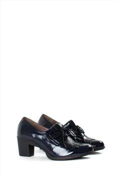 Γυναικεία Δερμάτινα Ανατομικά Παπούτσια WONDERS G-4740 BLUE Oxford Shoes, Ankle Boots, Blue, Women, Fashion, Ankle Booties, Moda, Fashion Styles, Fashion Illustrations