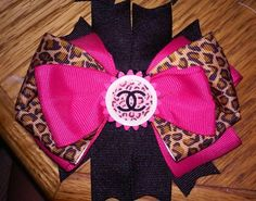 Chanel bows