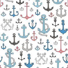 Anchors Black