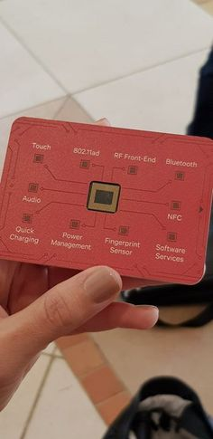 Snapdragon 845 in the flesh!