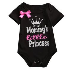 Cheap baby romper summer, Buy Quality baby rompers directly from China kids rompers Suppliers: Baby Romper Summer infant Bebes Boys Girls Letter Print Rompers Short Sleeve Toddler Kids Jumpsuit Outfit Clothes Cute Newborn Baby Girl, Baby Girl Romper, Baby Girls, Baby Onesie, Onesies, Baby Boy Outfits, Kids Outfits, Jumpsuit For Kids, Bow Shorts
