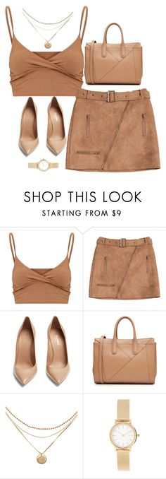 """Untitled #218"" by stylesbylex on Polyvore featuring Yves Saint Laurent, MaxMara and Skagen"