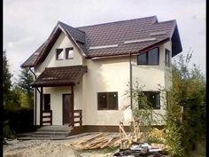 Constructii case lemn, la gri - cum am construit casa de la Avrig, jud Sibiu Home Fashion, Case, Gazebo, Outdoor Structures, House Styles, Home Decor, Kiosk, Decoration Home, Room Decor