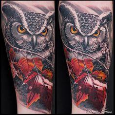 Last Owl peice - Tattoo Prime Dublin 2, Ireland - Imgur