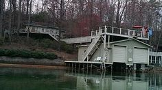 Beautiful Lake front home on Large quiet... - HomeAway Lake Lure