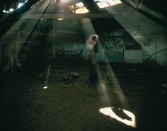 Tom Hunter, Eve of the Party, 2000.Creating an atmosphere for the viewer to absorb and get drawn in to .