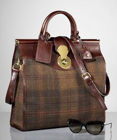 carlyle tote by ralph lauren