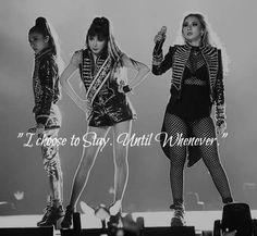 2NE1 Dara , Bom & Cl OT3