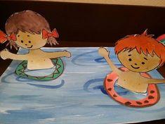 summer kids, summer activities for kids, summer art project Summer Crafts For Kids, Summer Art, Summer Kids, Art For Kids, Summer Pool, Weaving Projects, Art Projects, Beach Themed Crafts, Watermelon Crafts