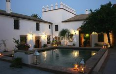 Casas de sonho: Desfrutar da beleza de uma mansão do século XVII na Costa do Sol, na Andaluzia