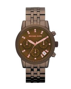 Michael Kors Ritz Chronograph Watch     $250.00