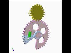 Transmission with teeth-uncompleted gears 17 | Measure to keep the output gear immobile during its pause is not shown.  Disadvantage: Pause time can not be long.