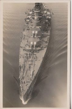 15 in battlecruiser HMS Hood - for most of the inter-war years the largest warship in the world. She famously succumbed to the modern German battleship Bismarck on 24 May with only 3 survivors. Many pictures of this iconic ship on this board.