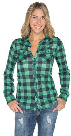 Miranda Plaid Shirt