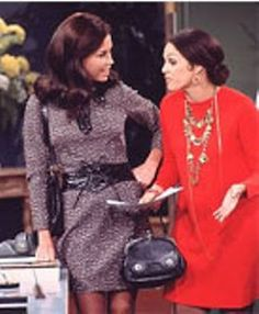The Mary Tyler Moore Show. Don't sleep! Mary had great style on this show. Clean, classic, with great style detail.
