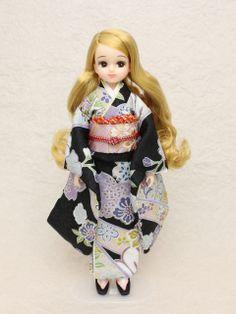 Wearing A Kimono