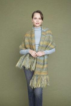 Prayer shawl pattern