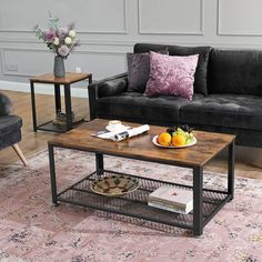 Best solid wood coffee table design ideas to deal with them. It has a round, square, flower-shaped table with different types of wood like mango. . #coffeetable #coffee #interiordesign #homedecor #furniture #coffeetime #coffeeshop #table #design #interior #sidetable #coffeelover #coffeeholic #woodworking #livingroom #coffeeaddict #coffeelovers #decor #diningtable #furnituredesign #mejakopi #coffeehouse #coffeegram #coffeetabledecor #livingroomdecor #home #coffeebreak #architecturesideas Bench With Storage, Coffee Table With Storage, Coffee Table Design, Storage Shelves, Wall Shelves, Storage Ideas, Solid Wood Coffee Table, Rustic Coffee Tables, Wood Table