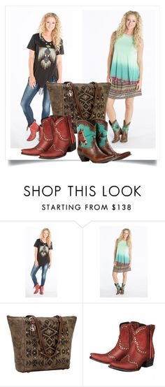 """""""SHOP - Cowgirl Kim Unique Western Chic"""" by cowgirlkim ❤ liked on Polyvore featuring women's clothing, women, female, woman, misses and juniors"""