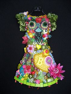 and you thought bridesmaid dress was weird! | Mixed media as… | Flickr