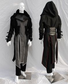 Also another Jedi outfit