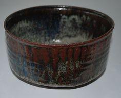 Gutte Eriksen, bowl in stoneware, own studio Denmark.